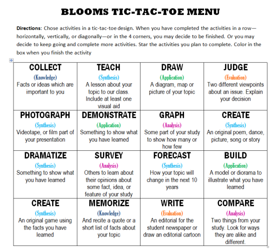 blooms-tic-tac-toe-menu