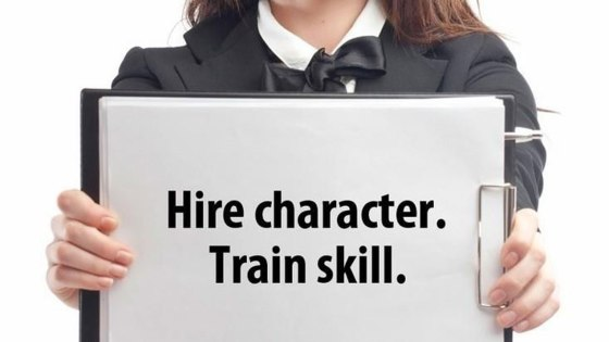 Hire-character.-Train-skills