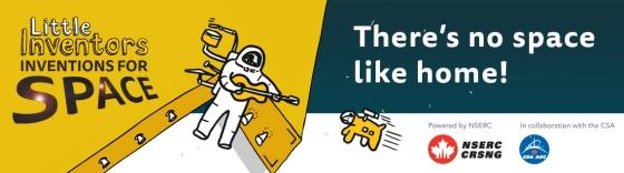 Space challenge web banner EN
